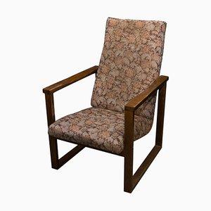 Vintage Scandinavian Style Armchair, 1980s
