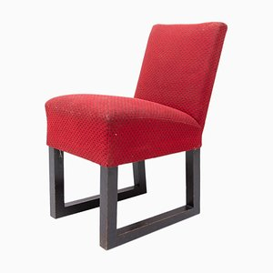Side Chair in the Style of Josef Hoffmann, 1920s
