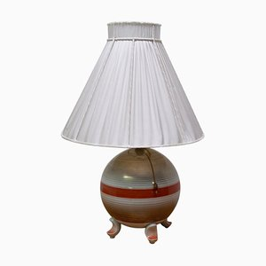 Art Deco Table Lamp from Rosenthal, Germany, 1930s