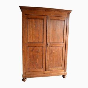 Antique Pear Cabinet.
