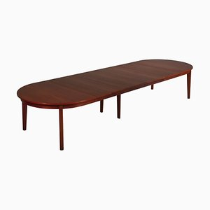 Large 14-Seat Dining Table by Børge Mogensen for Karl Andersson & Sons, Sweden, 1959