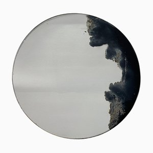 Large Lava Mirror by Slow Design