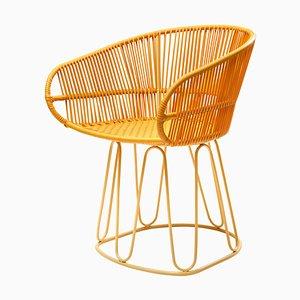 Chaise de Salle à Manger Honey Circo par Sebastian Herkner