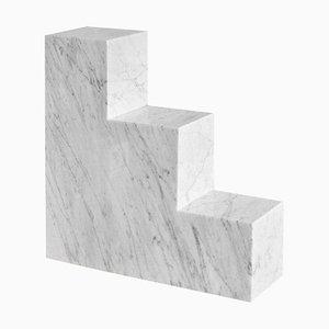 Table d'Appoint Escalier par Jean-Baptiste Van den Heede