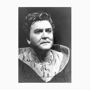 Unknown, Hans Hopf Autographed Photograph, 1950s