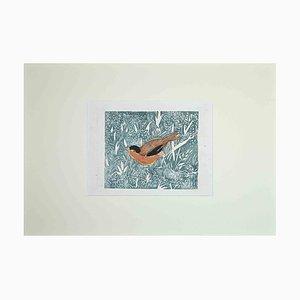 Giselle Halff, Oiseau, Imprimé, Milieu du 20ème Siècle