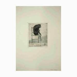 Affiche Leo Guida, Singe Assis, 1975