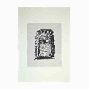 Raoul Dufy, Le Havre, Print, 1926