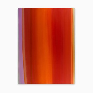 Flare, Abstraktes Gemälde, 2015