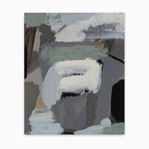 St.Germain, Abstraktes Gemälde, 2018