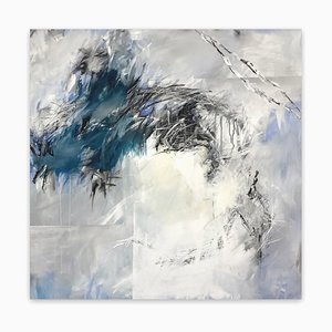 Skyfall, Dont Disturb the Sky, Abstract Painting, 2020