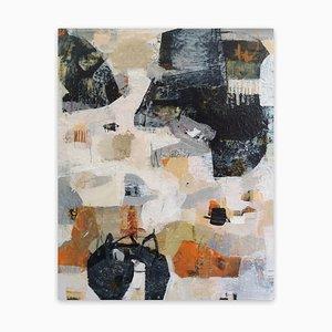 Haikyo VII, Abstract Painting, 2020