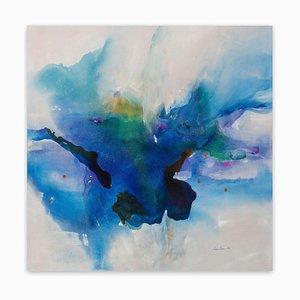 Empfangen, Abstraktes Gemälde, 2020