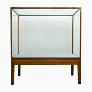 Early 20th Century V&A Museum Cabinet