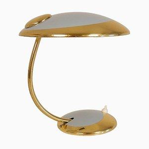 Mid-Century Mushroom Tischlampe von Helo Leuchten, 1950er