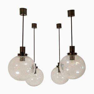 Mid-Century Pendant Hanging Lamp by Hans-Agne Jakobsson for Markaryd, Sweden, 1960s