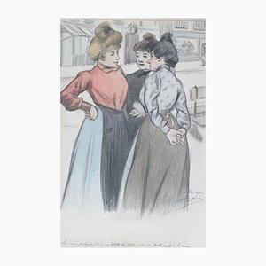 Fernand Louis Gottlob, Commérages, 1901