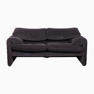 Maralunga 2-Seat Sofa by Vico Magistretti