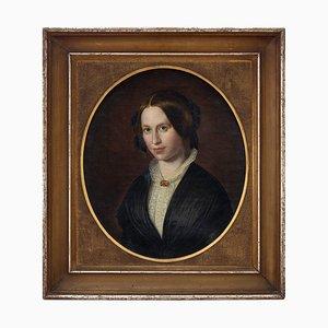 Frederik Storch, Portrait of a Woman