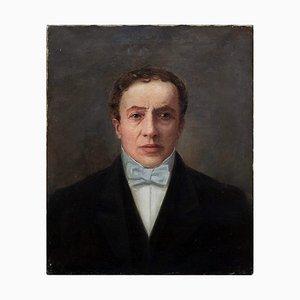 Continental School, Portrait of Harry Houdini