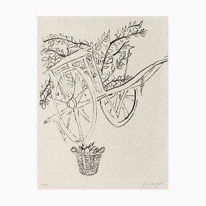 The Charette I by Pierre Boncompain