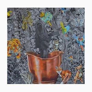 Indonesian Contemporary Art by Nur Nurhidayat, Fausse Note, 2019