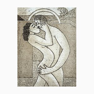 Czeslaw Tumielewicz, Kissing in a Rainbow, 2008