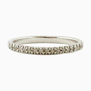 Veretta Diamant & 14 Karat Weißgold Ring