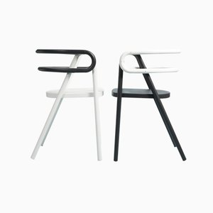 Chair Composition 1 by Gilli Kuchik & Ran Amitai, 2014, Set of 2
