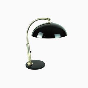 Lámpara de escritorio modelo 144 de H. Busquet para Hala Zeist, años 30