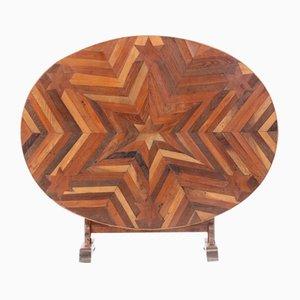 19th Century French Oak Vendange Table