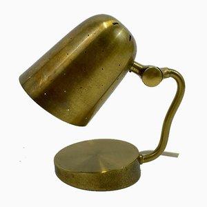 Schwedische Moderne Messing Tischlampe von Boréns