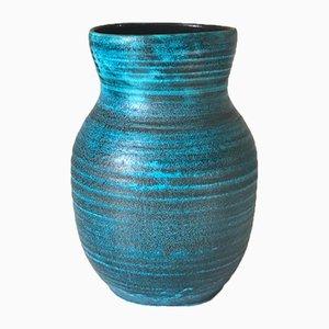 Große Gauloises Series Vase von Accolay, 1960