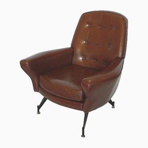 Armchair in the style of Zanuso-Albini, 1960s