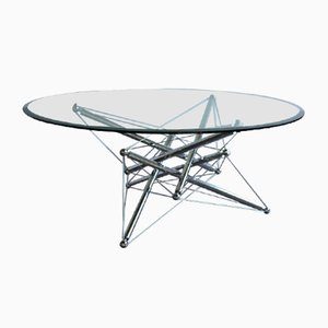 713 Coffee Table by Theodore Waddell for Cassina, Italy, 1973