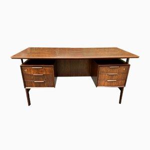 Santos Rosewood Model 75 Desk by Gunni Omann for Omann Junn Mobelfabrik