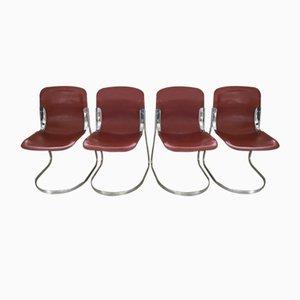 Modell C2 Stühle, 1970, 4er Set