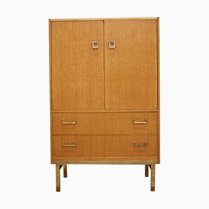 Mid-Century Tallboy Cupboard Chest from G-Plan, 1960s