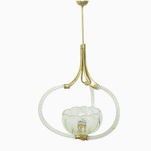 Ceiling Lamp, 1940s