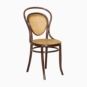 Stamped Bentwood Bergere Armchair by Jacob & Josef Kohn for Thonet, 1890s