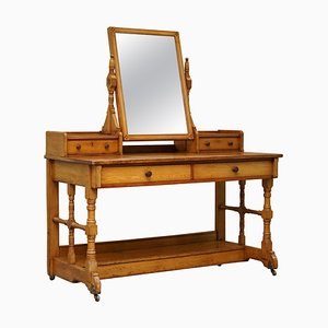 Aesthetic Movement Dressing Table by Gillows of Lancaster for Liberty