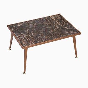 Sambischer Couch- oder Cocktailtisch von Copper Craft