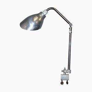 Lámpara de mesa de maquinista modelo 210 de Ki-E-Klair, años 20