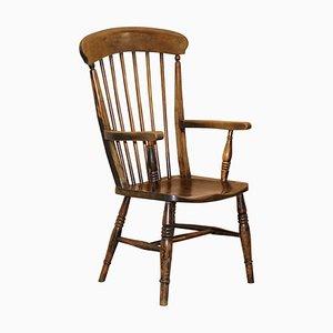 19th Century Oxford Windsor Armchair