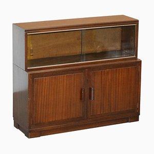 Minty Oxford Modular Stacking Hardwood Bookcase