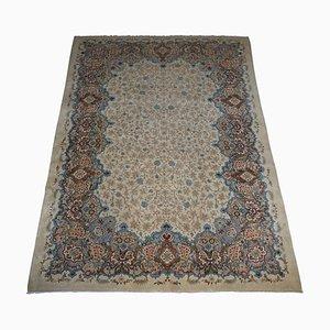 Large Central Middle Eastern Royal Kashan Carpet with Medallion Design