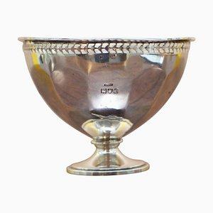 Sterling Silber Schale mit vollständigem Stempel von Asprey & Co LTD London, 1914