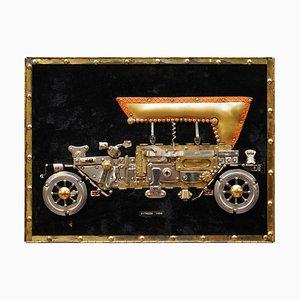 Picture Art Work, Metal Utensils, 1920