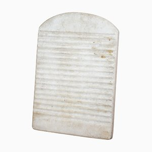 19th Century Spanish Solid Marble Wash Board