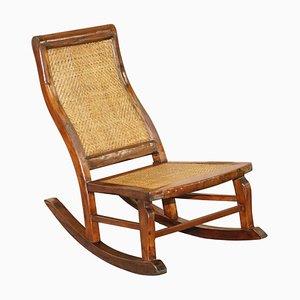 Small Children's Antique Rocking Chair